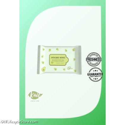 KAIT Mini Wet Wipe 10pcs/pack