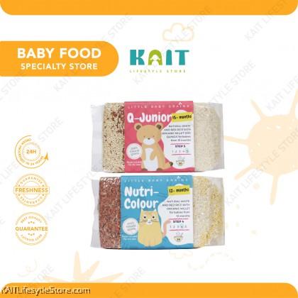 LITTLE BABY GRAINS Baby Rice (520g, 750g) [6mo+ ~ 15mo+]
