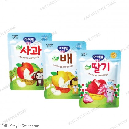 ILDONG Ayimeal YumYum Pure Fruit Chips 12g (8m~12m+)
