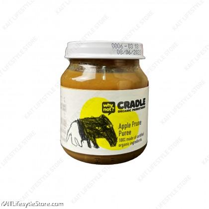 WHY NOT Organic Cradle Jar Puree 130g (4m+)