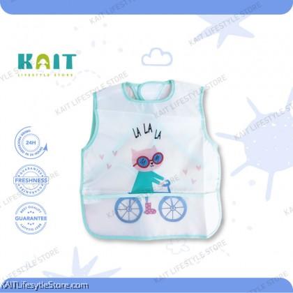 KAIT Baby Bib Type Round/Singlet/WithTub