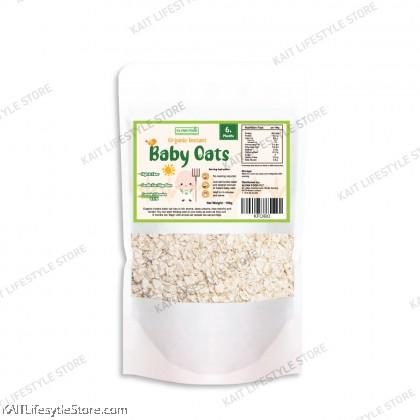 KLYNNFOOD Organic Instant Baby Oat 100g (6m+)
