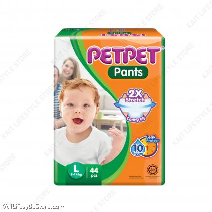 PET PET Pants Diaper 3 Packs Bundle (M/L/XL/XXL)