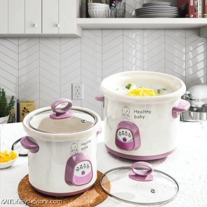 KAIT Baby Porridge / Baby Rice Cooker / Stew Cooking Pot