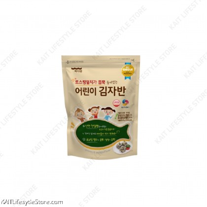 BADAONE Seasoned Seaweed for Kids with Anchovy 8m+ (40g)