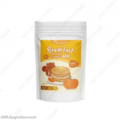 DOUBLE HAPPINESS Breakfast Pancake Premix for Kids 210g (8m+)