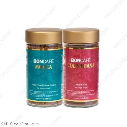 BONCAFE Instant Coffee 200g [HALAL]