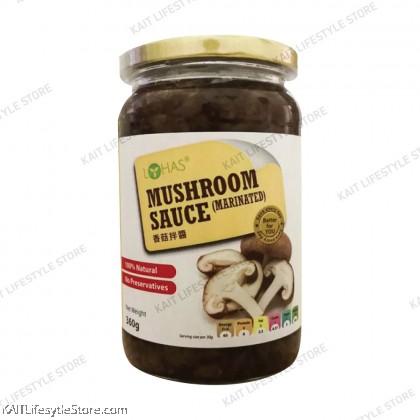 LOHAS Mushroom Sauce 360g