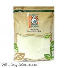 RADIANT Maize Flour,Organic, Gluten Free (500gm)