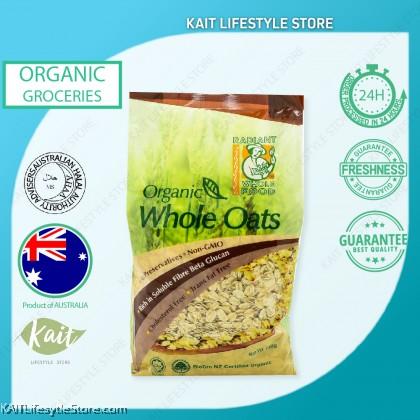 RADIANT Whole Oats Organic (750gm)
