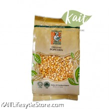 RADIANT Popcorn, Organic (500g)
