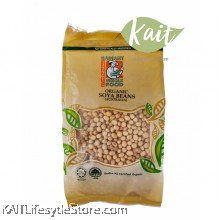 RADIANT Soy Beans, Organic (500gm)