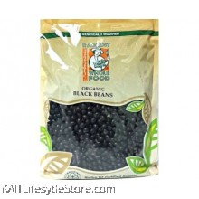 RADIANT Black Beans, Organic (500gm)