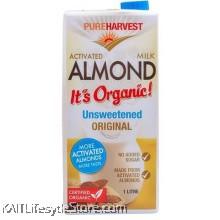 PURE HARVEST Almond milk Organic (1litre)