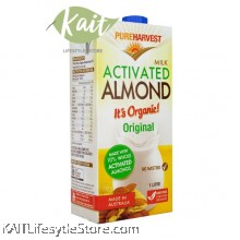 PURE HARVEST Original Almond milk, Organic (1litre)