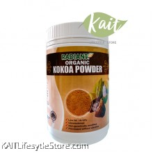 RADIANT Cocoa Powder, Organic (200gm)