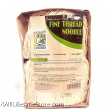 RADIANT Fine Noodle threads,Organic (250gm)