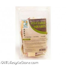 RADIANT Vegetable Squares(carrot,beet,potato,spinach),Organic (250gm)
