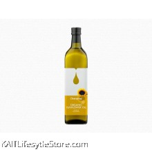 CLEARSPRING Sunflower oil,cold-press, Organic (500ml)