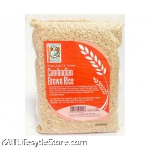 RADIANT Cambodian Brown Rice Organic (1kg)