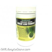 RADIANT Wheat Leaf Powder,Organic