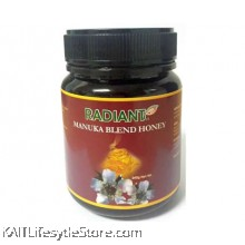 RADIANT Raw Manuka Blend, natural