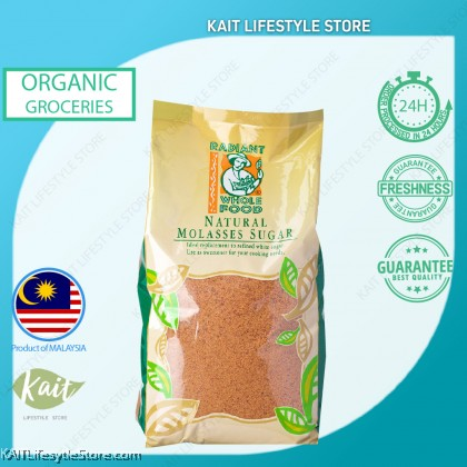RADIANT Natural Molasses Sugar (1kg)