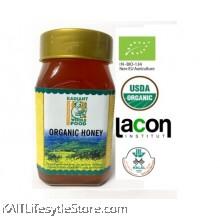 RADIANT Organic Honey (500gm)