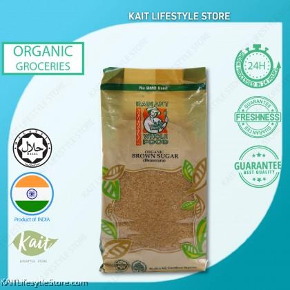 RADIANT Brown Sugar Organic (1kg)