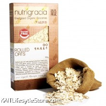 NUTRIGRACIA Org. Premium Rolled Oats 300 g