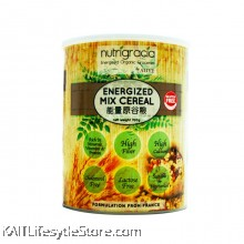 NUTRIGRACIA Energized Mix Cereal 700 g