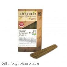 NUTRIGRACIA Org. Buckwheat Noodles 300g