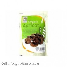 RADIANT Dried Apricots , Organic (250gm)