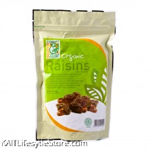 RADIANT Raisins,Organic (250gm)