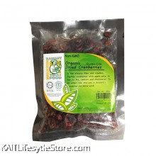 RADIANT Dried cranberries, Organic