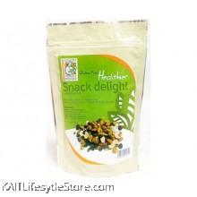 RADIANT Snack Delight, 60% Organic ingredients (200gm)