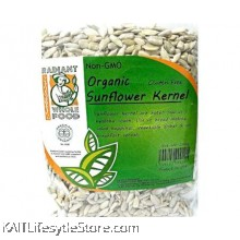 RADIANT Sunflower Kernel, Organic (200gm)