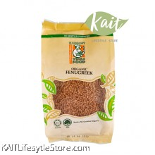 RADIANT Fenugreek, Organic (500gm)