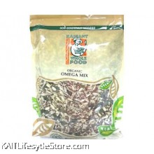 RADIANT Omega Mix, Organic (500gm)