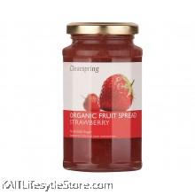 CLEARSPRING Fruit Spread- Strawberry,Organic,NO sugar (290gm)