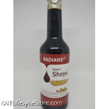 RADIANT  Shoyu, Organic (310ml)