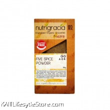 NUTRIGRACIA Five Spice Powder 100 g