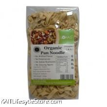 LOHAS: Organic Pan Noodle (Pumpkin) 300gm
