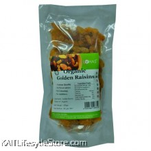 LOHAS: Organic Golden Raisins 200gm