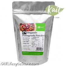 LOHAS: Organic Fenugreek Powder 250gm