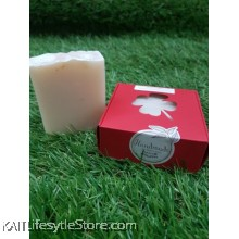 HANDMADE BY DALI-CIOUS: Ginger soap bar (85gm)