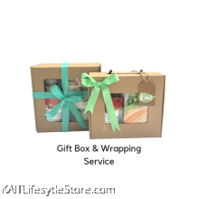 Gift Box + Wrapping Service