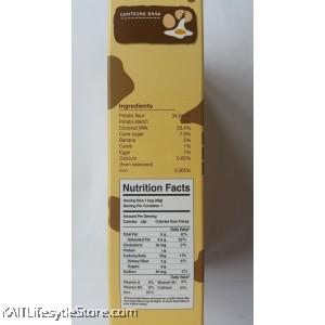 APPLE MONKEY Biscoito Carob Banana (40g) [12m]