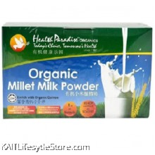 HEALTH PARADISE Organic Millet Milk Powder (25gx28) 700gm