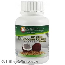 HEALTH PARADISE HP Virgin Coconut Oil VCO Softgels